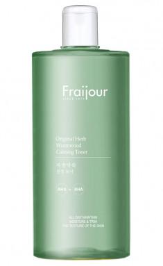 EVAS Тонер для лица / Fraijour Original Herb Wormwood Calming Toner 500 мл