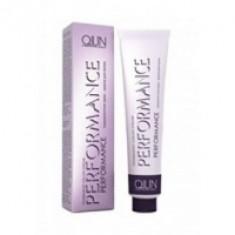 Ollin Professional Performance - Перманентная крем-краска для волос, 6-0 темно-русый, 60 мл.