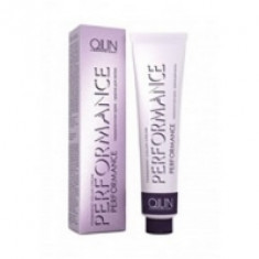 Ollin Professional Performance - Перманентная крем-краска для волос, 5-09 светлый шатен прозрачно-зеленый, 60 мл.