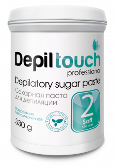 DEPILTOUCH PROFESSIONAL Паста сахарная мягкая / Depiltouch professional 330 г