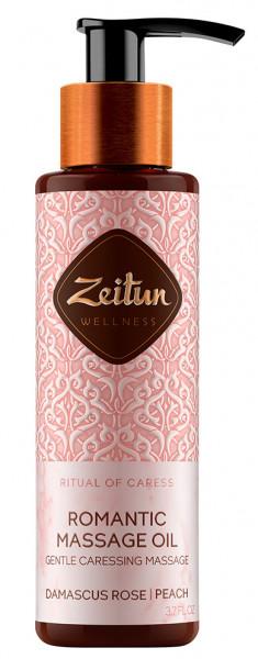 ZEITUN Масло массажное для романтического настроения Ритуал нежности 110 мл