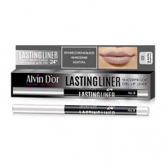 Alvin D`or, Карандаш для губ Lastingliner, тон 09 Alvin D'or