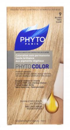 Краска для волос Phytosolba Phyto COLOR 9 Темный шатен 50/50/12