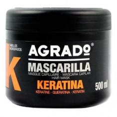 Agrado, Маска для волос Keratina, 500 мл
