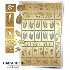 Trafaretto, Трафареты «Перышки»
