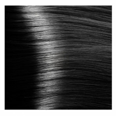 KAPOUS NA 1.0 краска для волос, черный / Magic Keratin 100 мл