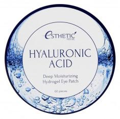 ESTHETIC HOUSE Патчи гидрогелевые с гиалуроновой кислотой / HYALURONIC ACID HYDROGEL EYE PATCH 60 шт