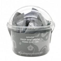 энзимная пенка для умывания ayoume enjoy mini enzyme foam cleanser set