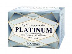BOUTICLE Порошок обесцвечивающий с комбинацией нейтрализующих пигментов / COOL PLATINUM TOUCH 500 г