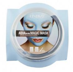Альгинатная маска с чайным деревом Lindsay AQUA Magic Mask tea tree (65г+6,5г)*2
