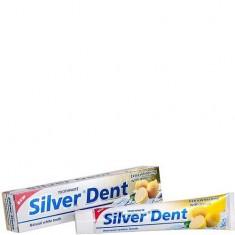 Зубная паста Экстра отбеливание с лимоном SILVER DENT