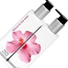 Kinetics, лосьон для рук и тела, гибискус и розовая вода, 250 мл