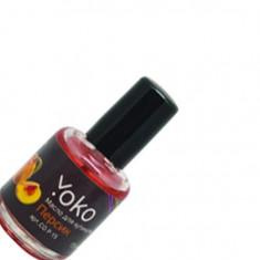 Yoko, масло для кутикулы, персик, 15 мл