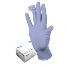 перчатки dermagrip ultra ls нитриловые неопудренные размер m 100 пар 200штук MANUAL