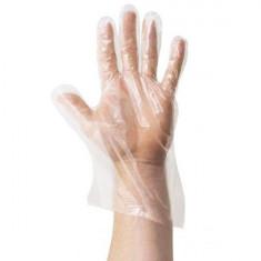перчатки полиэтиленовые одноразовые textop 1000 шт, в коробке, размер m Одноразовая продукция для салонов красоты
