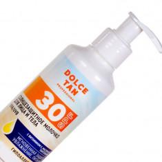 Dolce tan, солнцезащитное, водостойкое молочко для лица и тела, 30 spf, 150 мл