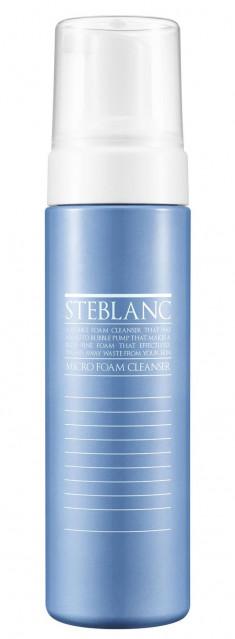 STEBLANC Пенка воздушная для умывания / MICRO FOAM CLEANSER 200 мл