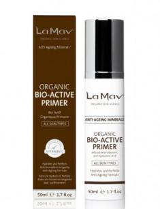 Биоактивный праймер с антиэйдж-эффектом La Mav Certified Organic Bio-Active Primer 50 мл