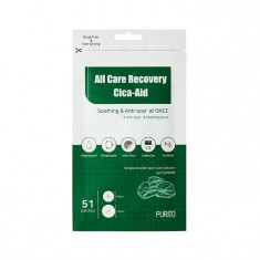 патчи для проблемной кожи purito all care recovery cica-aid