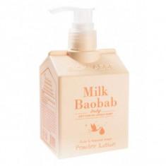 лосон-пудра для тела milkbaobab baby powder lotion