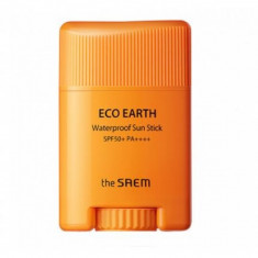 солнцезащитный стик the saem eco earth waterproof sun stick spf50+ pa++++