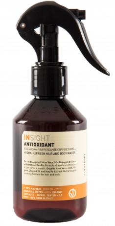 INSIGHT Спрей увлажняющий и освежающий для волос и тела / ANTIOXIDANT 150 мл