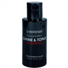 La Biosthetique Shine and Tone Copper - Краситель прямой тонирующий, тон 4 медный, 150 мл