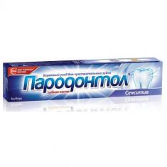 Зубная паста Пародонтол Сенситив 124г Свобода