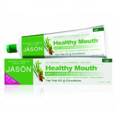 Jason Гелевая зубная паста Чайное дерево 170 г