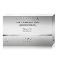 Лабо Кресцина 1700 для женщин лосьон для предотвращения потери и стимуляции волос флаконы по 3,5мл №40 Crescina