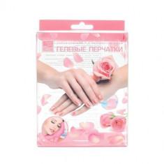 Beauty Style Гелевые перчатки увлажняющие с экстрактом розы