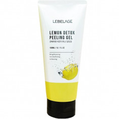 Lebelage Отшелушивающий гель с экстрактом лимона 180мл