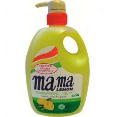 Lion Mama Lemon Natural Lemon Fragrance Лимон Гель для мытья посуды 1000мл