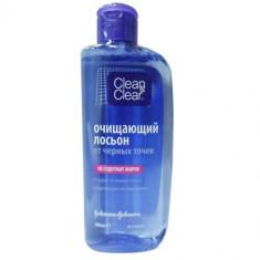 Clean&Clear Очищающий лосьон от черных точек 200мл CLEAN & CLEAR