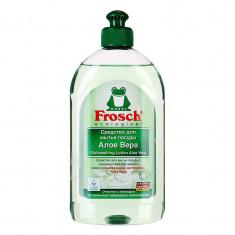 Frosch Средство для мытья посуды Алоэ вера 500мл