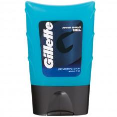 Gillette Sensitive skin гель после бритья для чувствительной кожи 75 мл