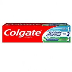 Колгейт Зубная паста Тройное действие 150мл COLGATE