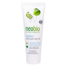 Необио Зубная паста без фтора 75 мл NEOBIO