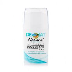DeoNat Дезодорант кристалл овальный цельный 100г