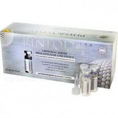 Rinfoltil Липосомальная сыворотка против выпадения волос для предотвращения облысения у мужчин N30