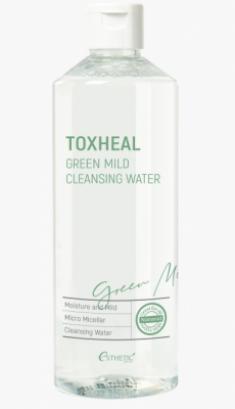 Жидкость для снятия макияжа ESTHETIC HOUSE TOXHEAL Green Mild Cleansing Water 530 мл