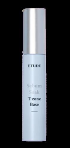 База под макияж для ETUDE HOUSE Т-зоны Sebum Soak T-zone Base 12мл