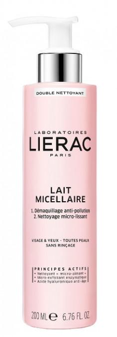 LIERAC Молочко мицеллярное 200 мл