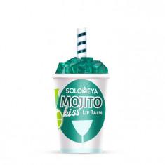 SOLOMEYA Бальзам для губ Твой мохито / Lip Balm Mojito Kiss 7 г