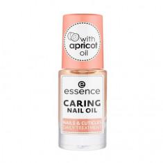 Essence, Масло для ногтей и кутикулы Caring Daily Treatment, 8 мл