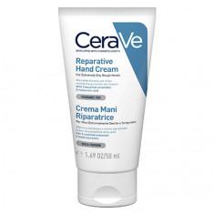 CeraVe, Восстанавливающий крем для рук, 50 мл