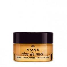 NUXE Бальзам ультрапитательный восстанавливающий для губ с медом, желтый / REVE DE MIEL 15 г