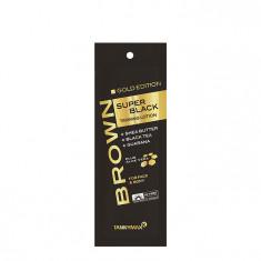 TANNYMAXX Крем-ускоритель загара без бронзаторов / BROWN Super BlackTanning Gold Edition 15 мл