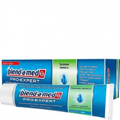 Зубная паста Здоровая свежесть Перечная мята Pro Expert BLEND-A-MED