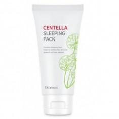ночная маска для лица с центеллой deoproce centella sleeping pack
